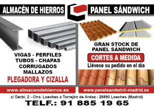 precio panel ssandwich para cubiertas